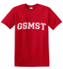 GSMST Classic Red T-Shirt