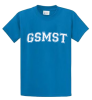 GSMST Classic Blue T-Shirt: Medium